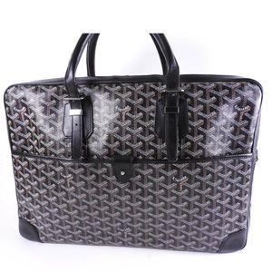Authentic Goyard Ambassede MM Messenger Bag